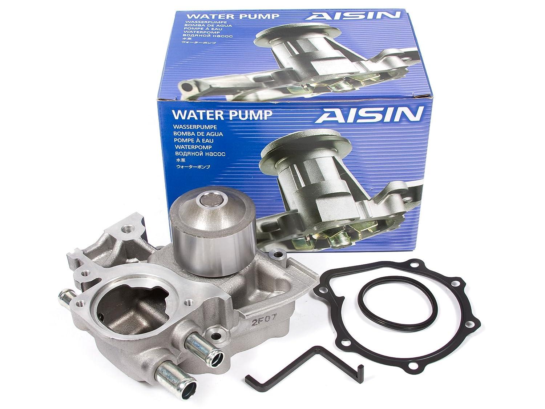 Amazon.com: Evergreen TBK328WPA 02-05 Subaru Impreza WRX Turbo 2.0 DOHC EJ20 Timing Belt Kit AISIN Water Pump: Automotive