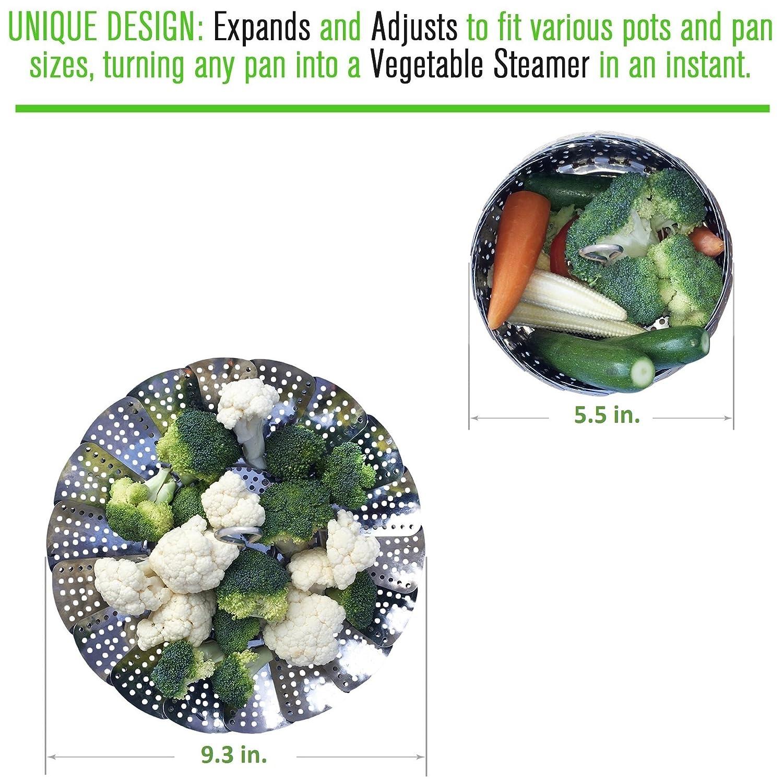 Заварник Premium Vegetable Steamer Basket