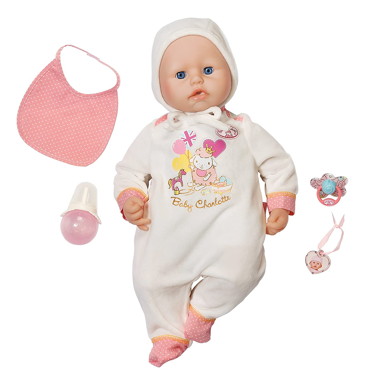 Amazon.es: Baby Annabell 794661 Muñeca Charlotte: Juguetes y ...