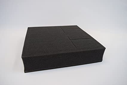 black Fantasy Flight Deck Box dice and tokens perfect ultility box for cards