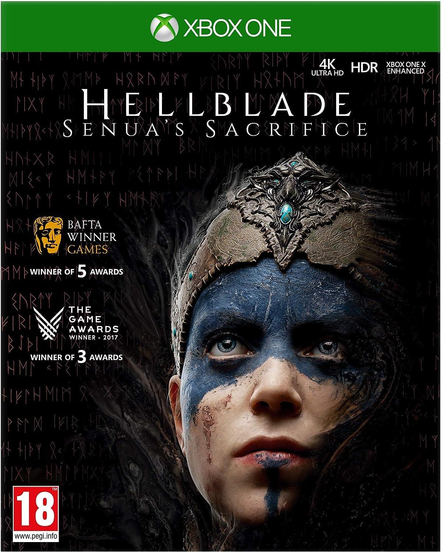Hellblade: Senuas Sacrifice - Xbox One [Importación inglesa]: Amazon.es: Videojuegos