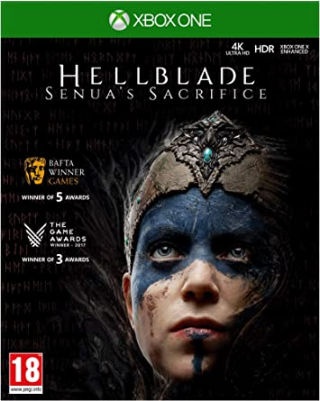 Hellblade: Senuas Sacrifice - Xbox One [Importación inglesa ...