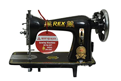 REX Vijay Tailor Model Manual Sewing Machine Amazonin Home Kitchen Unique Tailor Sewing Machine