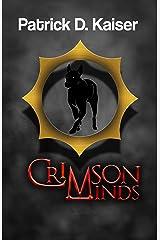 Crimson Minds: A verse thriller (The Crimson Minds Trilogy Book 1) Kindle Edition