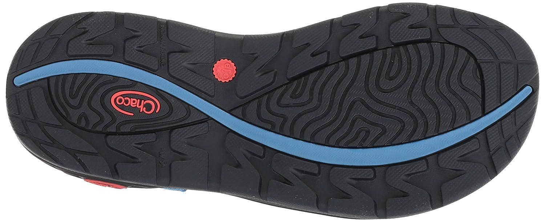 Chaco Women's Zvolv Athletic Sandal B072KG8R13 6 B(M) US|Waltz Navy