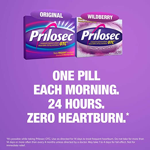 Get high on prilosec