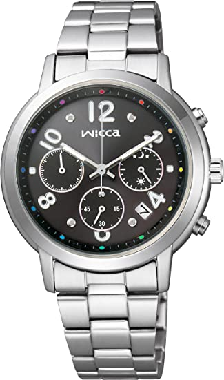 [シチズン] 腕時計 ウィッカ KF5-012-51 シルバー