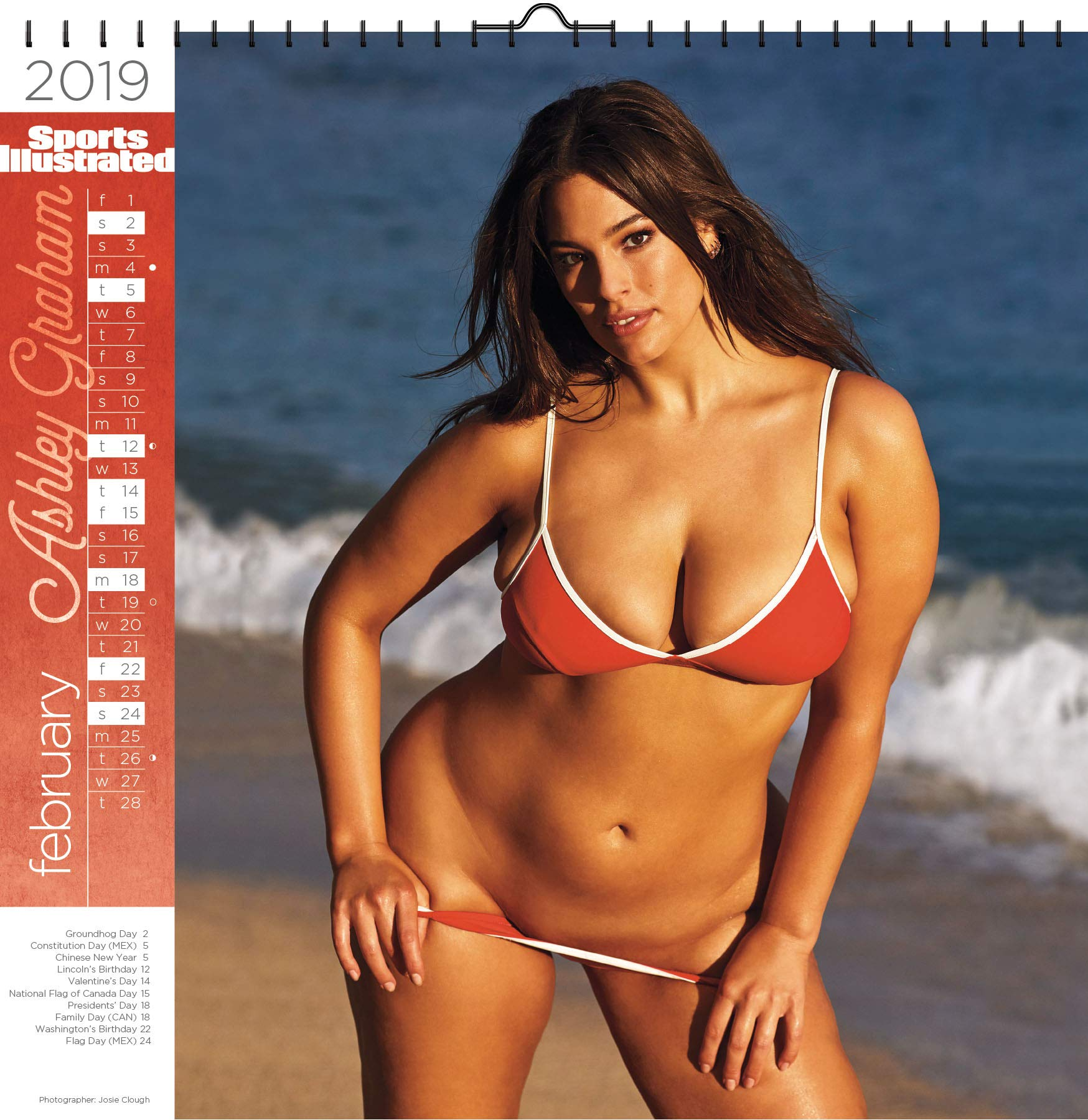 illustrated swimsuit sports calendar wall calendars deluxe si 2020 models issue edition cover swim swimsuits sport bikini