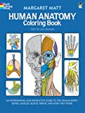 Human Anatomy Coloring Book: an Entertaining and Instructive Guide to the Human Body - Bones, Muscles, Blood, Nerves and…
