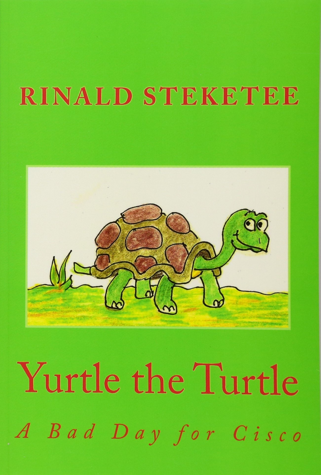 Yurtle the Turtle: A Bad Day for Cisco