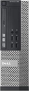 Dell OptiPlex 990 - SFF - 1 x Core i5 2400/3.1 GHz - RAM 4 GB - HDD 1 x 500 GB - DVD+RW - HD Graphics 2000 - Gigabit Ethernet - Windows 7 Pro 64-bit - Intel vPro Technology - Monitor : None