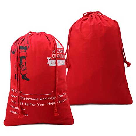 Amazon.com: Hoople Navidad cesta de regalo para niños de ...