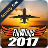 Flight Simulator FlyWings Online 2017 HD