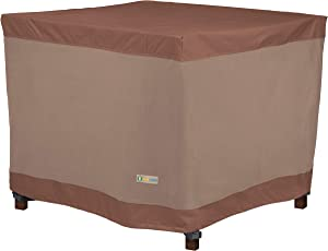 Duck Covers Ultimate Water-Resistant 40 Inch Square Table Cover