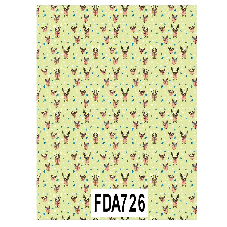726 1 Blatt DecoPatch Papier Nr