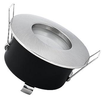 Led Einbaustrahler Für Bad Feuchtraum Aussen Ip65 Einbauleuchte