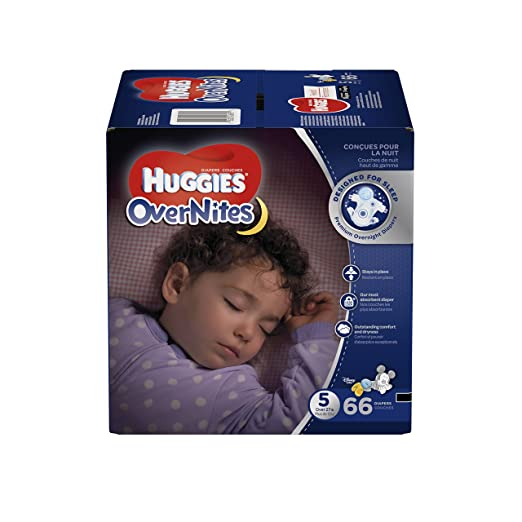 HUGGIES OverNites Diapers Review