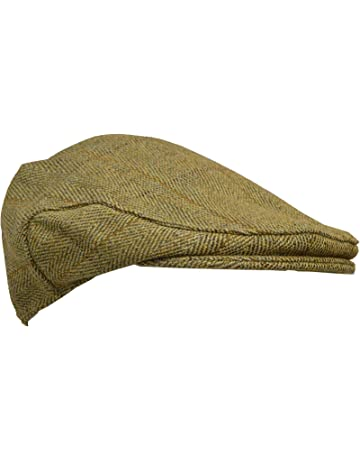 a631f279062 Walker   Hawkes - Uni-Sex Derby Tweed Flat Cap Hunting Shooting Countrywear  Hat -