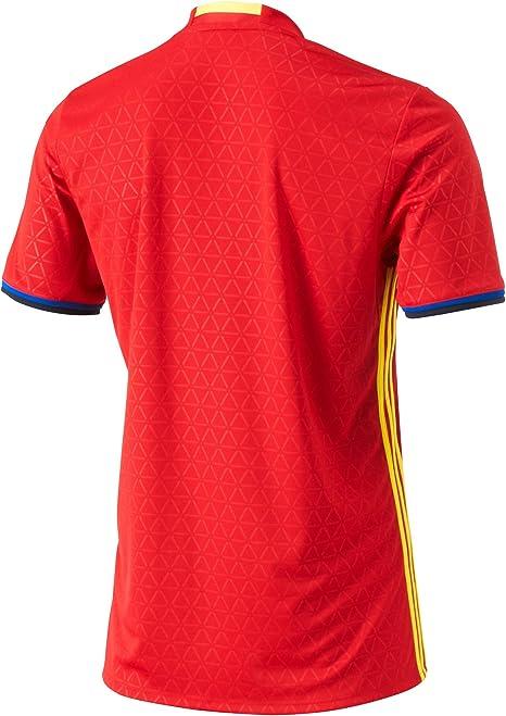 1ª Equipación Federación Española de Fútbol 2016 - Réplica oficial ...
