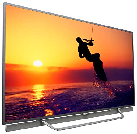 Philips 55PUS8602 05 55-Inch 4K Ultra HD Quantum DOT Android Smart TV with 47fdebd04c3c