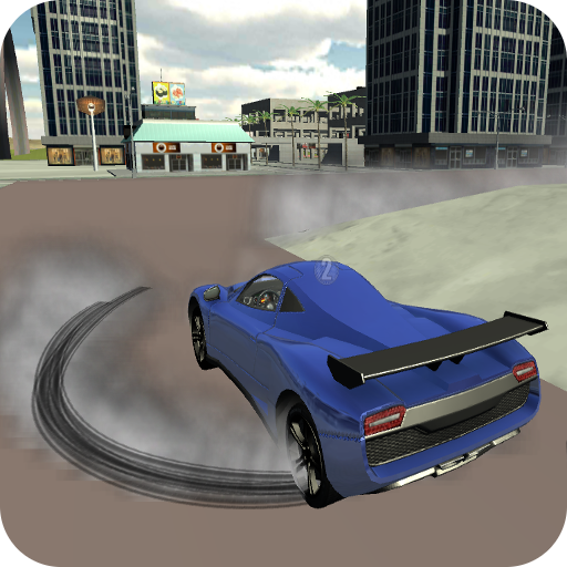 Extreme Car Drift Simulator 3D