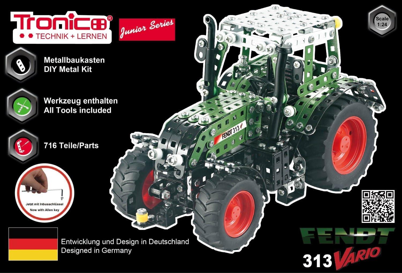 Tronico Traktor 1:24 Fendt Vario 313 Fernsteuerung