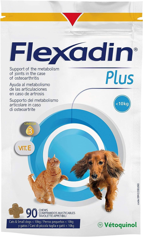 Vetoquinol 434558 Flexadin Plus Min - 90 Comprimidos