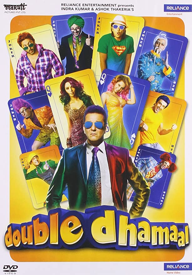 Amazon in: Buy Double Dhamaal DVD, Blu-ray Online at Best