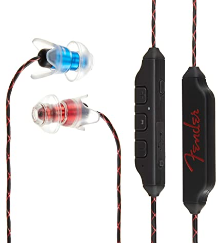 29107982915 Amazon.com: Fender PureSonic Wireless Earbuds - In-Ear Headphones: Musical  Instruments