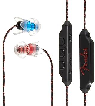 Fender 6889000000 PureSonic - Auriculares inalámbricos con Bluetooth: Amazon.es: Instrumentos musicales