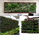 NKTM Vertical Wall Garden Planter Multi Pocket Wall