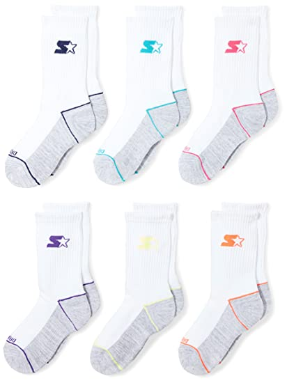Review Starter Girls' 6-Pack Athletic