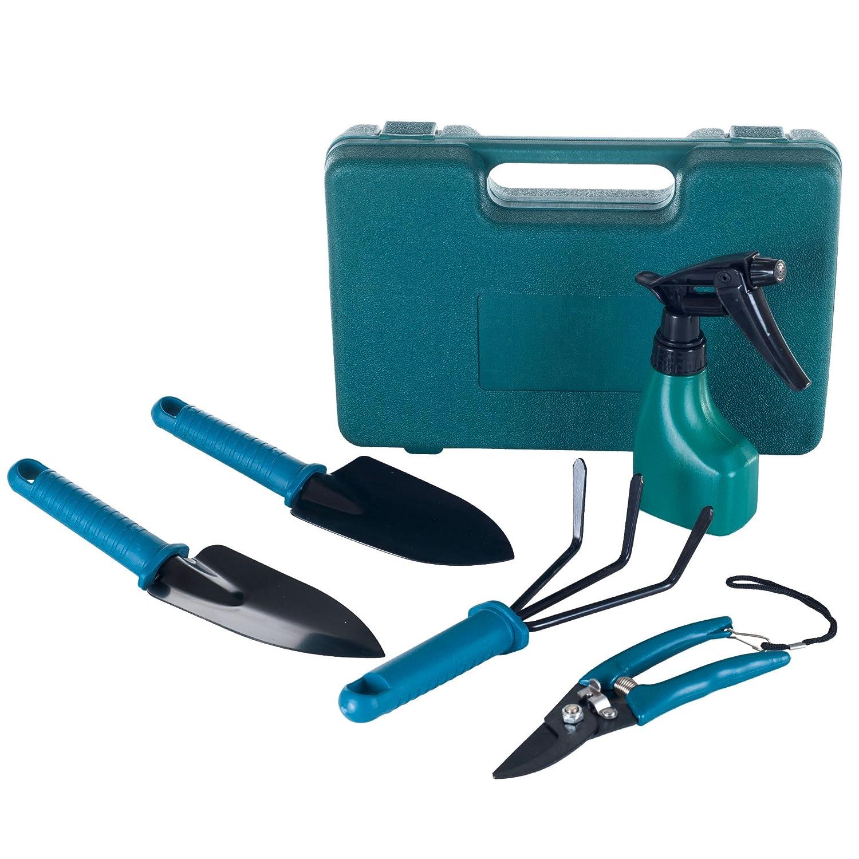 treues 75–659316Garten-Werkzeug-Set mit Tragetasche, im