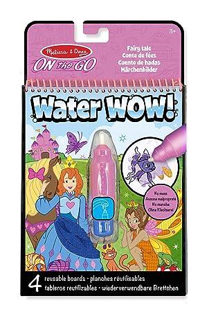 Melissa & Doug Water Wow Malblock - Malen mit Wasser - Märchen ...