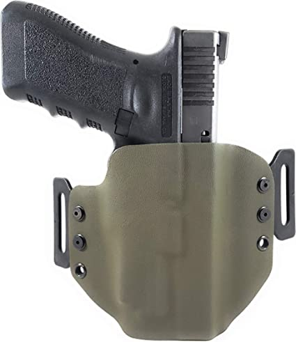 Springfield XD 9//40//45 Tactical Light Bearing Holster S,HL with TLR-1 5-Inch