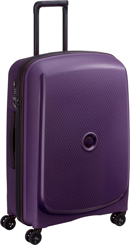 DELSEY Paris Belmont Plus Maleta, 70 cm, 80.5 litros, Purpura