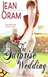 The Surprise Wedding (Veils and Vows Book 1)