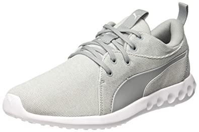 Puma Men s Carson 2 Nautical Quarry White and Running Shoes-7.5 UK India ( 1e3e26759