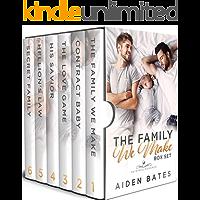 The Family We Make: A Contemporary Mpreg Bundle (Hellion Club) (English Edition)