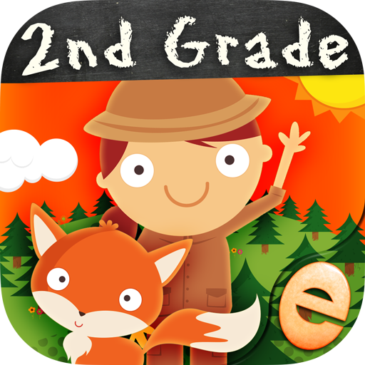 Animal Second Grade Math Games for Kids with Skills: The Best 1st, 2nd and 3rd Grade Numbers, Counting, Addition and Subtraction Activity Games for Boys and Girls (2nd Grade Games)