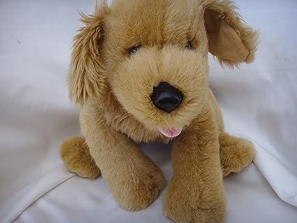 Amazon Com Build A Bear Workshop Golden Yellow Lab 15 Plush Toy