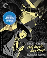 Only Angels Have Wings (Criterion Collection) [Blu-ray]