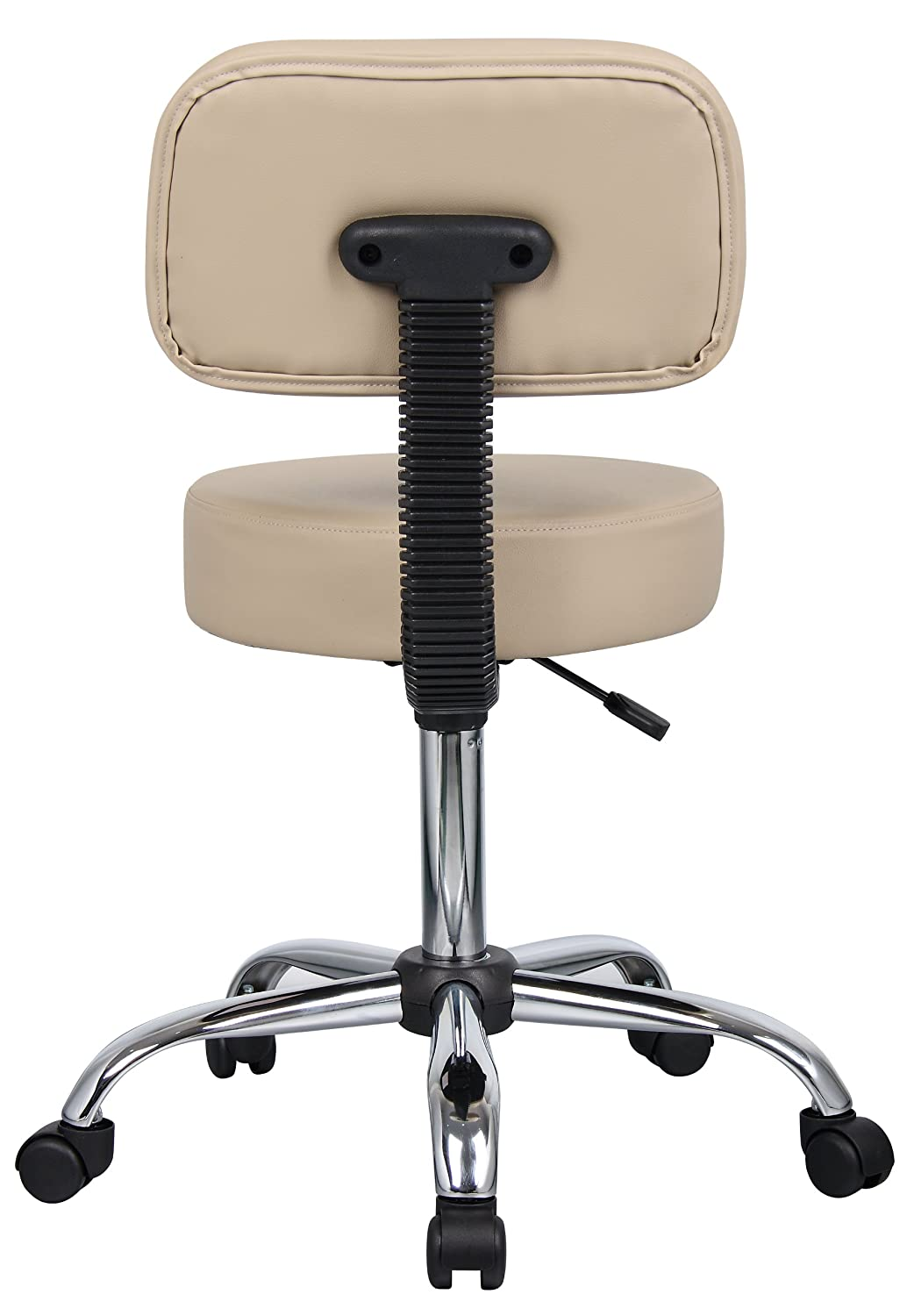 Amazon.com Boss Office Products B245-BG Be Well Medical Spa Stool with Back in Beige Kitchen u0026 Dining  sc 1 st  Amazon.com & Amazon.com: Boss Office Products B245-BG Be Well Medical Spa Stool ... islam-shia.org