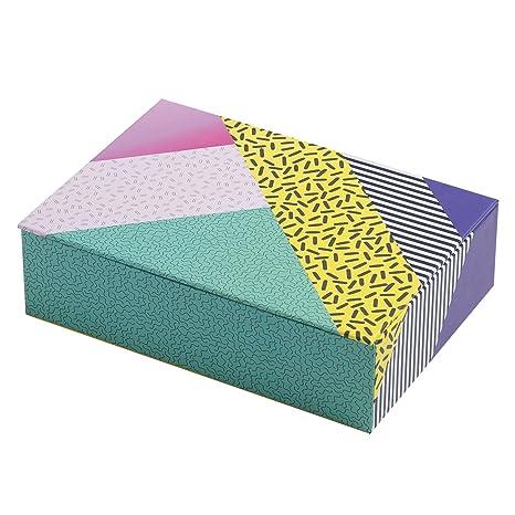 Creibo CBOX011 - Caja pequeña decorada