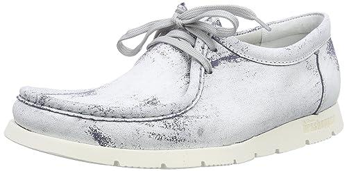 SiouxGrashopper-H-141 Velour Crepesohle - Mocasines Hombre: Amazon.es: Zapatos y complementos