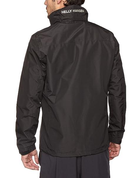 Helly Hansen Dubliner Jacket - Chaqueta para hombre, color negro, talla XS: Amazon.es: Deportes y aire libre