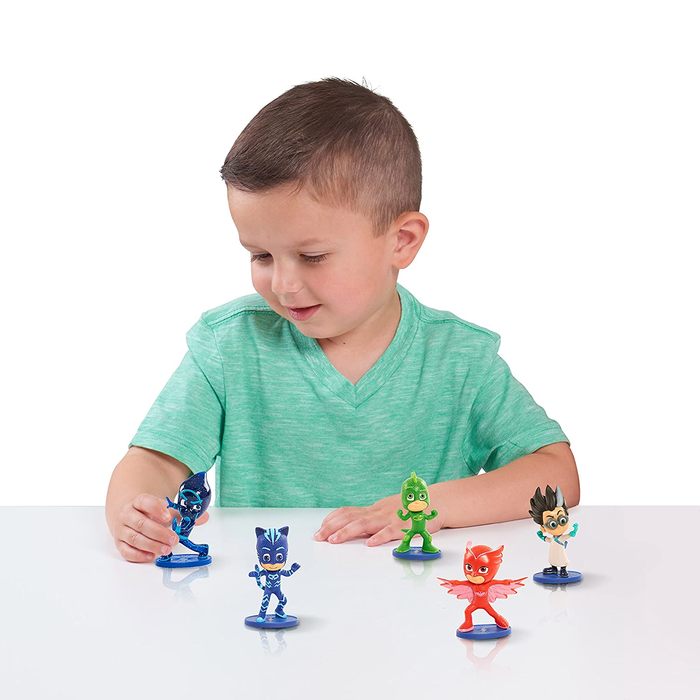 Character Vehicle Accessories Set 9 Piece Set PJ Masks