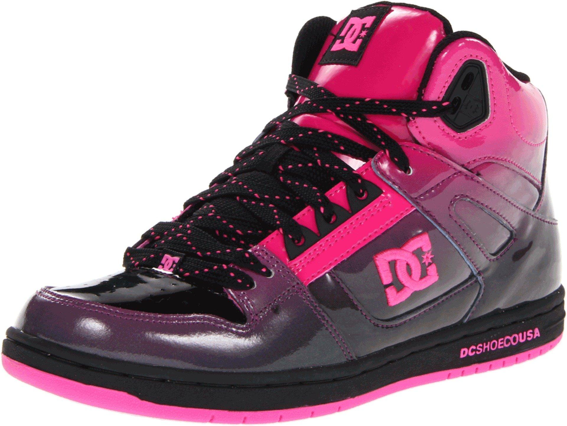DC Women's Rebound High LE Sneaker