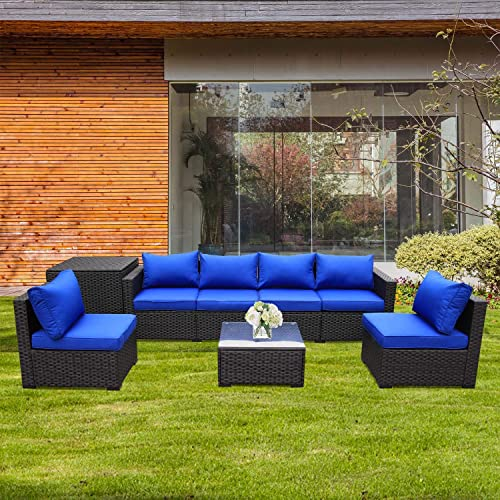 Outdoor PE Rattan Furniture Set