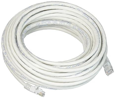 Amazon Com Vonnic Cb5e50w Network Cable White Surveillance